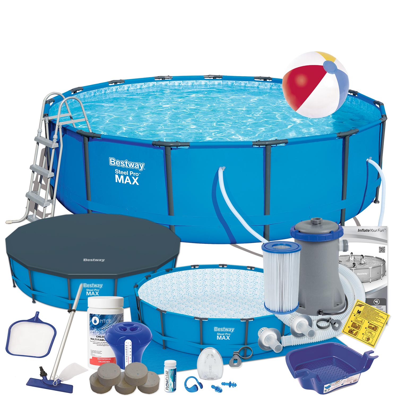 Bestway frame pool 457x122