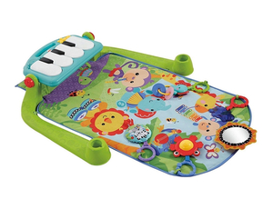 Fisher Price mata edukacyjna z pianinkiem